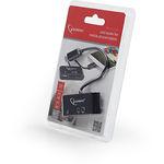 Card Reader ext micro-USB2.0 Gembird UHB-OTG-01 (micro-USB ALL-in-1 + порт USB)