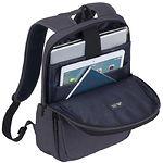 Рюкзак для Notebook RivaCase 7760 (Black) с диагональю дисплея 15.6