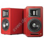 Edifier AirPulse A100 Red Акустическая система 2*50W speaker, ДУ, USB, Optical, Bluetooth - фото