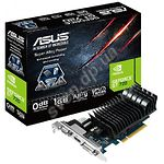 фото Видеокарта ASUS nVidia GeForce GT720 PCI-E 1GB DDR3 HDMI/DVI/VGA (GT720-SL-1GD3-BRK)