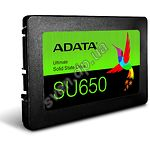 SSD жесткий диск A-Data ULTIMATE SU650 240Gb (ASU650SS-240GT-R) - фото