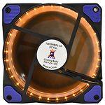Вентилятор 120мм Cooling Baby 12025HBOL-33 ORANGE 120x120x25 HB,26дБ,12V,2100об/мн,3-pin+4-pin Molex