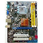 фото ASUS P5KPL-AM IN/ROEM/SI S-775 iG31, 2*DDRII, Video Intel, PCIex16, S-ATA, Audio 6ch, Lan, NO FDD