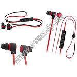 Гарнитура SVEN SEB-B270MV Bluetooth black-red - фото