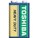 Батарейка TOSHIBA 6F22 (Крона) Heavy Duty (1шт) (6F22KGG(B) SP-1U)