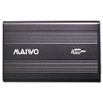 HDD Rack Maiwo K2501A-U2S black Внеш. USB2.0 2,5