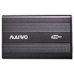 HDD Rack Maiwo K2501A-U2S black Внеш. USB2.0 2,5
