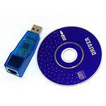 Конвертор Dynamode USB-NIC-1427-100 (Realtek RTL8150B USB2.0 to LAN Ethernet)