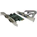 Контроллер Dynamode RS232-4port-PCIE RS232 (COM) 4 канала 16С950 UART чипсет Moschip 9904 PCI-E