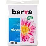Фотобумага BARVA Economy глянцевая, 200г/м2, A4, 100л (IP-CE200-138)
