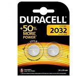 Батарейка DURACELL DL2032 DSN Lithium (5004349) (2шт/Blister)