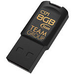 USB Flash - 8GB (Team C171 Black TC1718GB01)