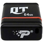 USB Flash 64Gb PATRIOT Lifestyle QT USB 3.1 Black (PSF64GQTB3USB)