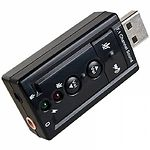 Sound Card Dynamode USB-SOUND7 (C-Media 108 8(7.1) каналов)