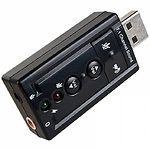 Sound Card Dynamode USB-SOUND7 (C-Media 108 8(7.1) каналов)