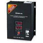 Стабилизатор REAL-EL WM-10/130-320V, 13000VA, 10кВт,130-320В,230+/-8%, клемы