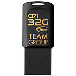USB Flash 32Gb Team C171 Black TC17132GB01