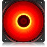 Вентилятор 120мм Deepcool RF120R Red