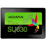 "SSD жесткий диск A-Data ULTIMATE SU630 480Gb 2.5"" SATA III 3D QLC (ASU630SS-480GQ-R) - фото"