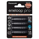 Аккумулятор Panasonic Eneloop Pro BK-3HCDE/4BE, AA/(HR6), 2500mAh, LSD Ni-MH, блистер 4шт